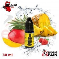 Pineapple Strawberry Mango (Fizzy) Big Mouth 30ml Aroma