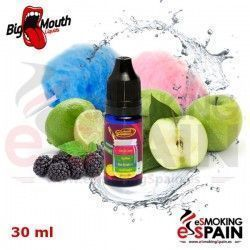 Lime Green Apple (Smooth Summer) Big Mouth 30ml Aroma