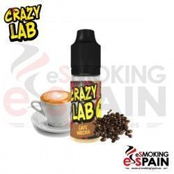 Cafe Mocha Cracy Lab 10ml Aroma