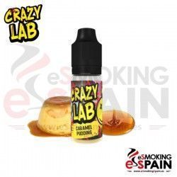 Caramel Pudding Cracy Lab 10ml Aroma