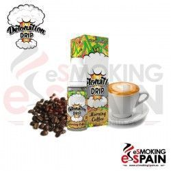 Morning Coffe Detonation DRIP 10ml Aroma