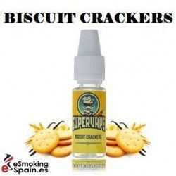Biscuit Crackers SuperVape 10ml Aroma