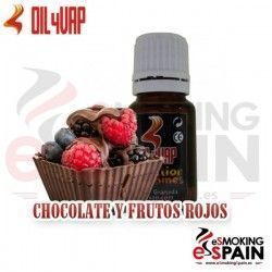 Chocolate con Frutos Rojos Oil4Vap 10ml Aroma