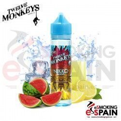 IceAge Nikko Monkeys 50ml E-Liquid