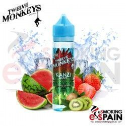 IceAge Kanzi Monkeys 50ml E-Liquid