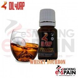 Whisky Bourbon Oil4Vap 10ml Aroma
