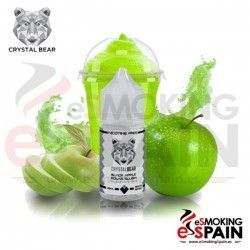 Black Apple Polar Slush Crystal Bear 25ml E-Liquid