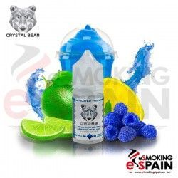 Blu Razz Lemon Lime Polar Slush Crystal Bear 25ml E-Liquid