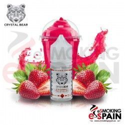 Strawberry Polar Slush Crystal Bear 25ml E-Liquid