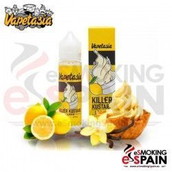 Killer Kustard Lemon Vapetasia 100ml E-Liquid