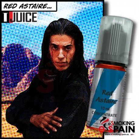 Red Astaire T-Juice 10ml Aroma