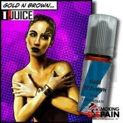 Gold N Brown T-Juice 10ml Aroma