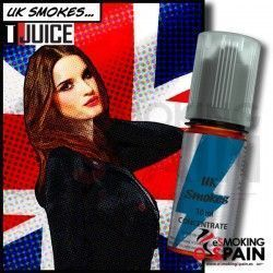 UK Smokes T-Juice 10ml Aroma