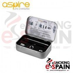 Resistencia Aspire Kit Reparable RTA