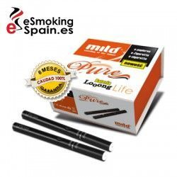 Cigarrillo Electrónico Mild Pure Black (doble)