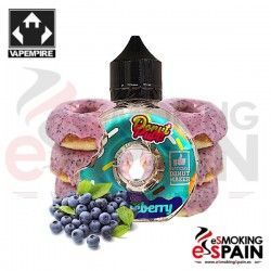 Donut Puff Blueberry Vapempire 50ml E-Liquid