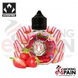 Donut Puff Strawberry Vapempire 50ml E-Liquid