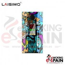 Box Spring 200W Graffiti Series Laisimo Tiger