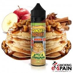 Apple & Cinnamon Pancake Factory 50ml E-liquid