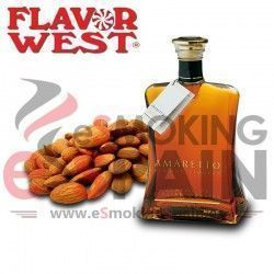 Almond Amaretto FLAVOR WEST 10ml