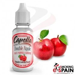 Double Apple Capella 13ml Aroma