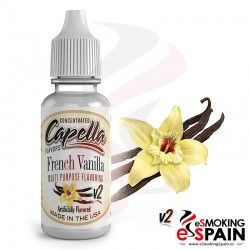French Vanilla V2 Capella 13ml Aroma