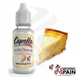New York Cheesecake V2 Capella 13ml Aroma