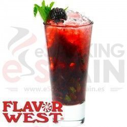 Blackberry Mojito FLAVOR WEST 10ml