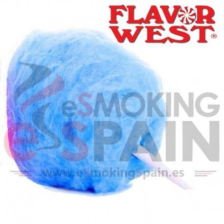 Aroma FLAVOR WEST Blueberry Cotton Candy
