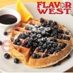 Aroma FLAVOR WEST Blueberry Graham Waffle