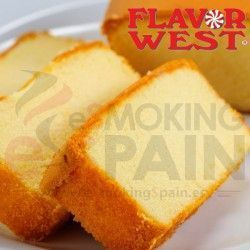 Aroma FLAVOR WEST Cake yellow