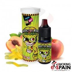 Radioactive Worms Juicy Peach Chill Pill 10ml Aroma