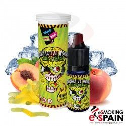 Radioactive Worms Juicy Peach Fresh Edition Chill Pill 10ml Aroma