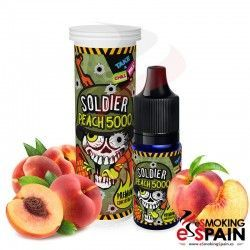 Soldier Peach 5000 Chill Pill 10ml Aroma