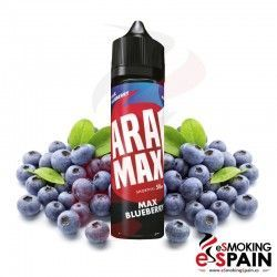 Max Blueberry Amarax 50ml