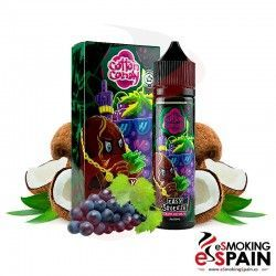 Grape Coconut Strawberries Easy Squeeze Cotton Candy 50ml