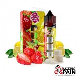 Strawberry Lemon DUO Cotton Candy 50ml