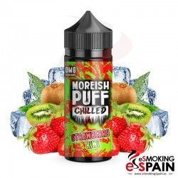 Chilled Strawberry Kiwi Puff Sherbet 100ml