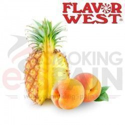 Aroma FLAVOR WEST Pineapple Peach