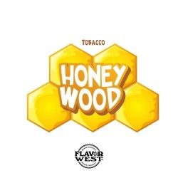 Honey Wood Tobacco FLAVOR WEST 10ml