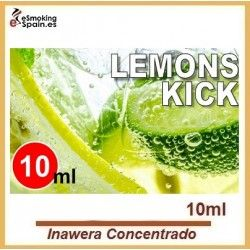 Lemons Kick Concentrado Inawera 10ml