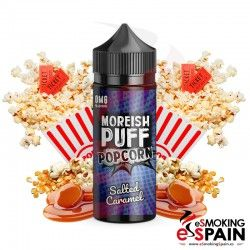 Popcorn Salted Caramel Moreish Puff 100ml