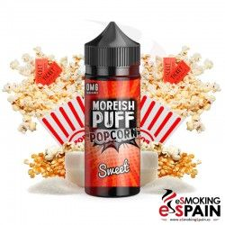 Popcorn Sweet Moreish Puff 100ml