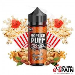 Popcorn Peanut Butter Moreish Puff 100ml