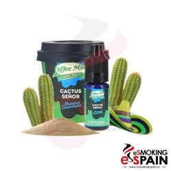 Cactus Señor Coffee Mill 10ml Aroma