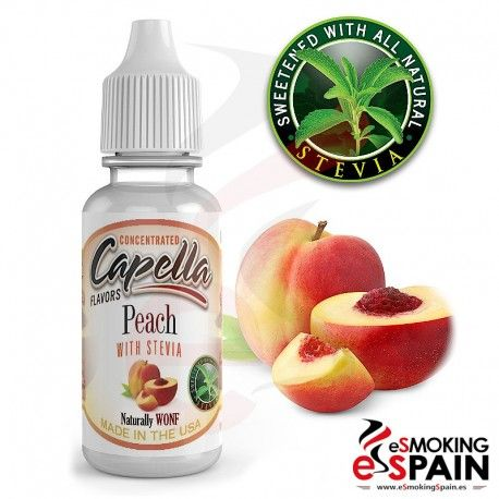 Peach Capella 13ml