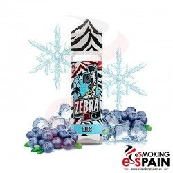 Ice Blue Z Zebra Juice 50ml E-liquido