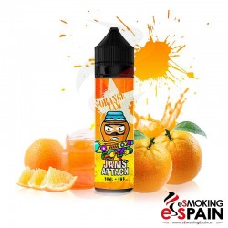 Orange Jams Attack 50ml E-liquido