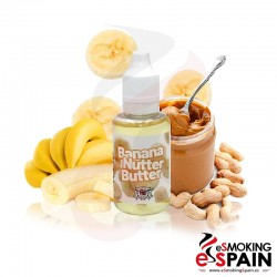 Banana Nutter Butter Chefs Flavours 30ml Aroma