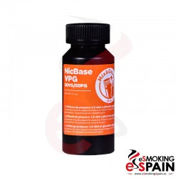 Base Vap Fip 100ml 20PG 80VG 50VG50PG
